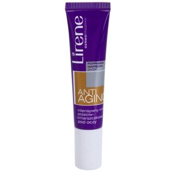 Lirene Anti-Aging intensive Anti-Falten Augencreme SPF 10
