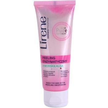 Lirene Algae Pure peeling enzimatic pentru piele sensibila cu tendinte de inrosire