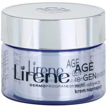 Lirene AGE re•GENeration 5 nährende und glättende Creme SPF 10