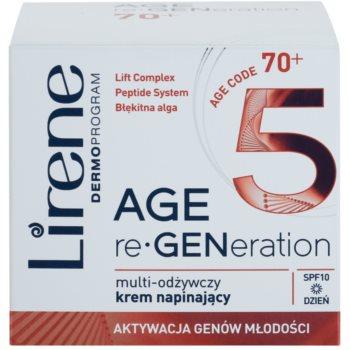 Lirene AGE re•GENeration 5 nährende und glättende Creme SPF 10 2