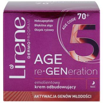 Lirene AGE re•GENeration 5 rewitalizujący krem na noc 2