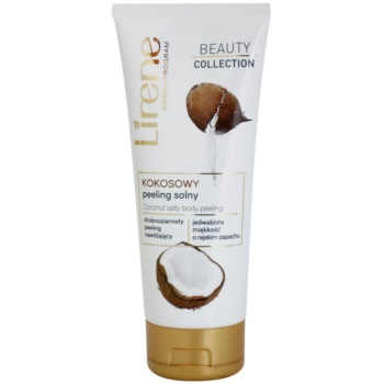 Lirene Beauty Collection Coconut peeling corporal cu saruri