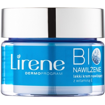 Lirene Bio Hydration crema hidratanta usoara pentru piele normala si mixta