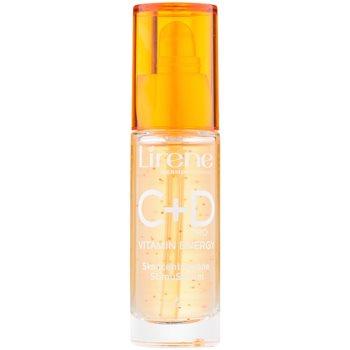 Lirene C+D Pro Vitamin Energy ser cu efect iluminator cu efect de netezire