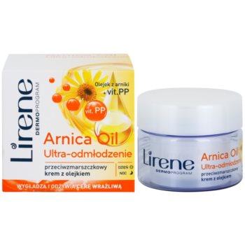 Lirene Essential Oils Arnica vyhlazující krém proti vráskám 1