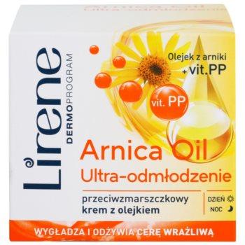 Lirene Essential Oils Arnica vyhlazující krém proti vráskám 2