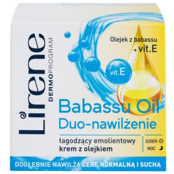 Lirene Essential Oils Babassu crema calmanta si hidratanta 2