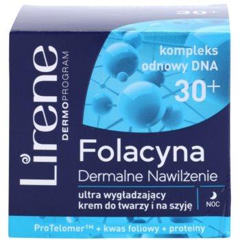 Lirene Folacyna 30+ crema de noapte hidratanta 2
