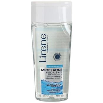 Lirene Hypoallergenic apa pentru curatare cu particule micele 3 in 1