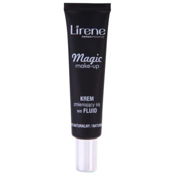 Lirene Magic crema CC cu efect de hidratare poza noua