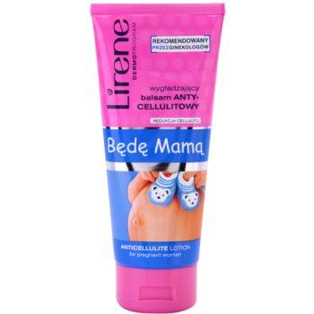 Lirene Mother to Be bőrlágyító tej a testre narancsbőrre