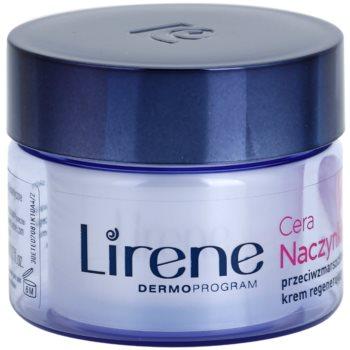 Lirene Redness crema regeneratoare de noapte antirid