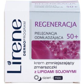 Lirene Rejuvenating Care Regeneration 50+ Anti-Faltencreme mit regenerierender Wirkung 2