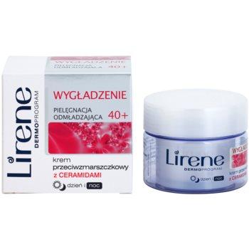 Lirene Rejuvenating Care Smoothing 40+ Anti-Faltencreme mit glättender Wirkung 1