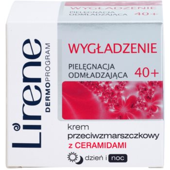 Lirene Rejuvenating Care Smoothing 40+ Anti-Faltencreme mit glättender Wirkung 2