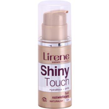 Lirene Shiny Touch machiaj lichid lucios 16 de ore