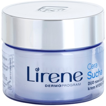 Lirene Dry Skin crema de fata hidratanta 24 de ore
