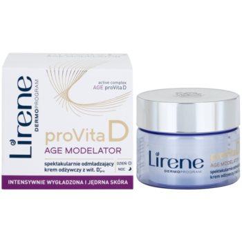 Lirene ProVita D Age Modelator hranilna krema za pomladitev kože 1