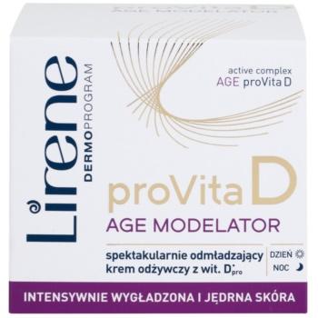 Lirene ProVita D Age Modelator hranilna krema za pomladitev kože 2