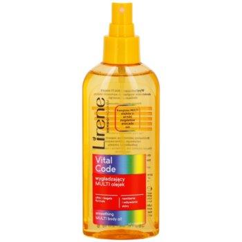 Lirene Vital Code óleo suavizante para corpo 1