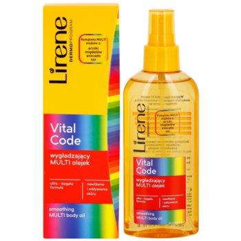 Lirene Vital Code óleo suavizante para corpo 2