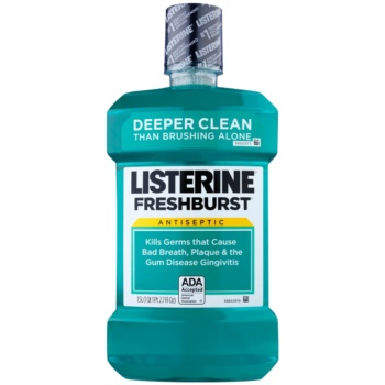 Listerine Fresh Burst apa de gura antiplaca