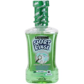 Listerine Smart Rinse Mild Mint apa de gura pentru copii