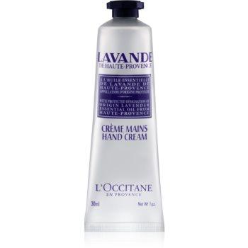 L'Occitane Lavender maini si unghii unt de shea
