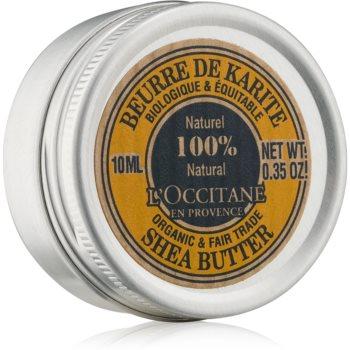L'Occitane Karité BIO 100% bambucké máslo pro suchou pokožku 10 ml