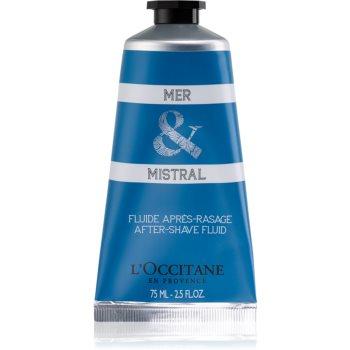 L'Occitane Mer & Mistral balsam hidratant dupa barbierit