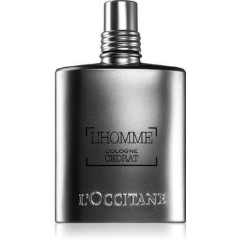 L'Occitane Homme eau de toilette pentru barbati