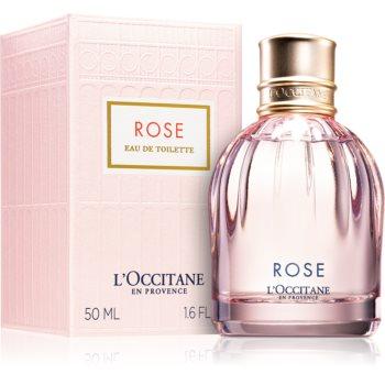 L'Occitane Rose Eau de Toilette pentru femei