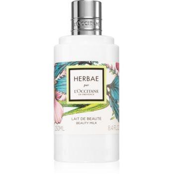 L'Occitane Herbae loțiune parfumată pentru corp