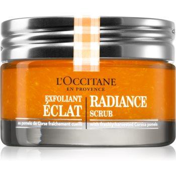 L'Occitane Aqua Réotier exfoliant iluminator pentru toate tipurile de ten imagine produs