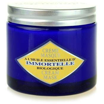 Fotografie L'Occitane Immortelle pleťová maska pro normální až suchou pleť 125 ml