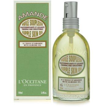L'Occitane Amande spevňujúci telový olej 1