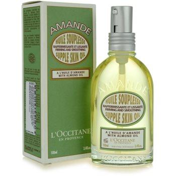 L'Occitane Amande spevňujúci telový olej 2