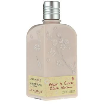 LOccitane Fleurs de Cerisier lotiune de corp