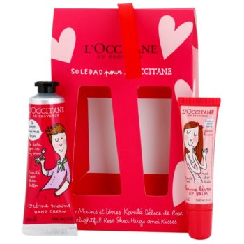 L'Occitane Hugs and Kisses set cosmetice I. 1