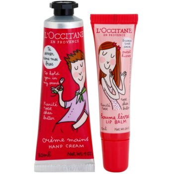 L'Occitane Hugs and Kisses set cosmetice I. 2