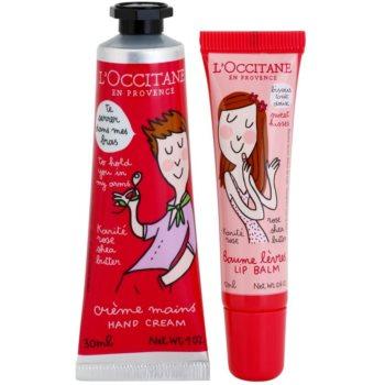 L'Occitane Hugs and Kisses козметичен пакет  I. 2