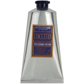 Fotografie L'Occitane Pour Homme balzám po holení 75 ml