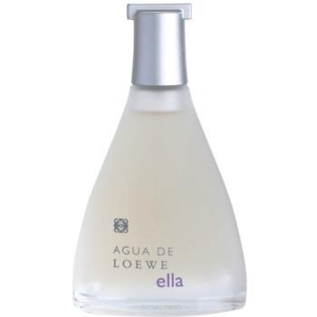 Loewe Agua de Loewe Ella eau de toilette pentru femei