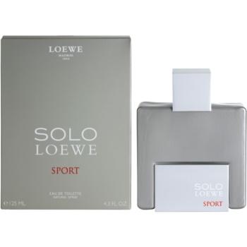 Loewe Solo Loewe Sport Eau de Toilette für Herren