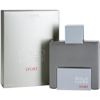 Loewe Solo Loewe Sport Eau de Toilette for Men 1