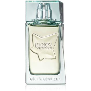 Lolita Lempicka Green Lover Eau de Toilette pentru bărbați