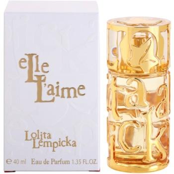 Lolita Lempicka Elle L'aime parfemovaná voda pro ženy 40 ml