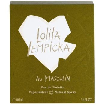 Lolita Lempicka Au Masculin Eau de Toilette pentru barbati 4
