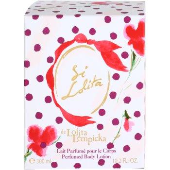 Lolita Lempicka Si Lolita тоалетно мляко за тяло за жени 3