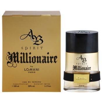 Lomani AB Spirit Millionaire Eau de Toilette für Herren